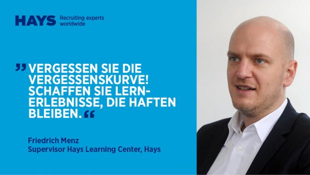 Hays über Learning Experience Design